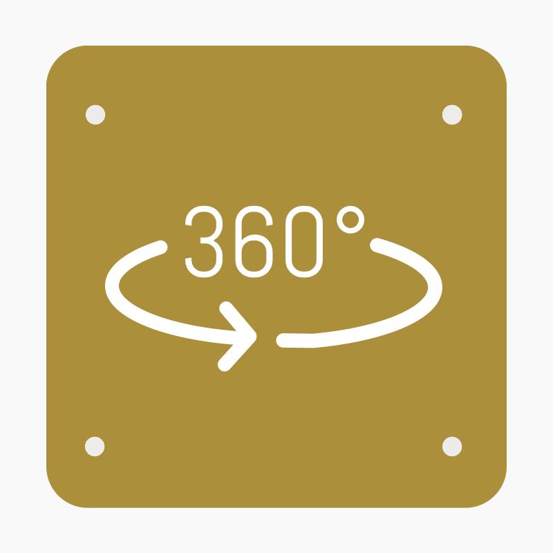 Visite en 360 de l'hôtel La Couleuvrine à Sarlat en Dordogne