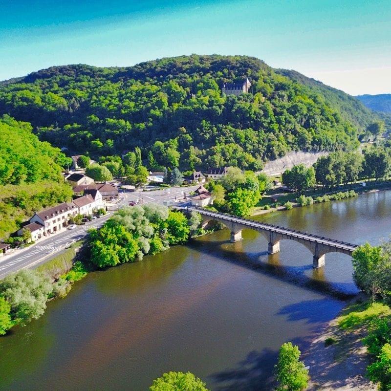 Séjour en Dordogne hôtel La Couleuvrine à Sarlat